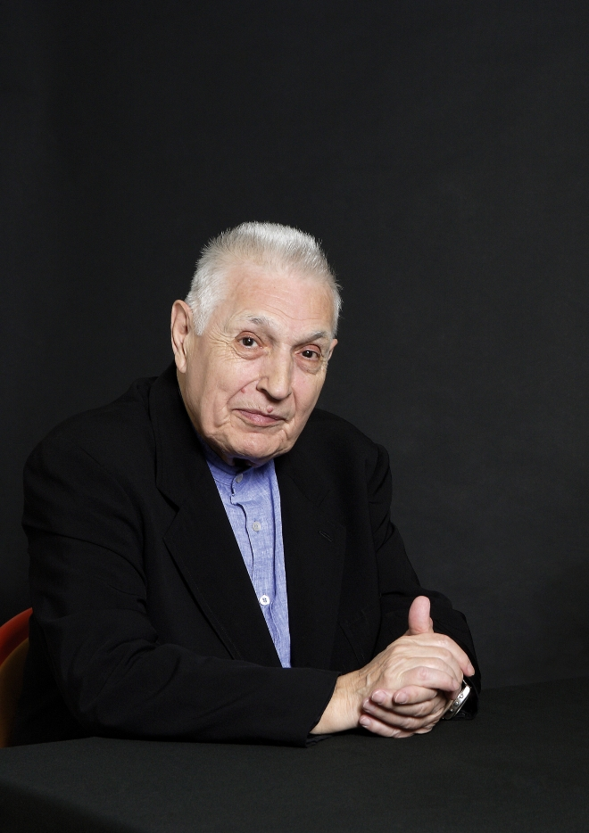 Ángel Azpeitia, 2012. Foto: Columna Villarroya